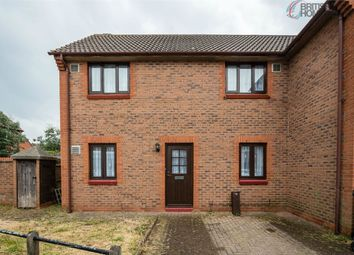 Thumbnail 2 bed end terrace house for sale in Kilross Road, Feltham, Greater London