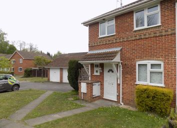 Thumbnail 3 bed end terrace house for sale in Hodges Close, Bagshot, Surrey