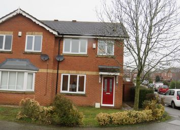 Thumbnail 3 bed property to rent in Cross Waters Close, Wootton, Northampton