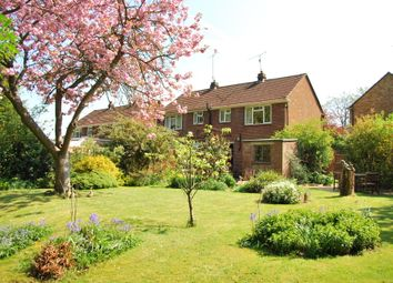 Thumbnail 2 bedroom semi-detached house to rent in Fox Road, Lower Bourne, Farnham