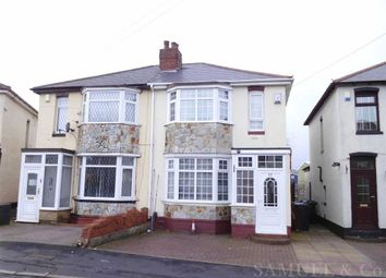 Thumbnail 3 bedroom semi-detached house to rent in Cygnet Road, West Bromwich