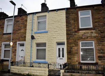 Thumbnail 2 bed terraced house for sale in Stockbridge Road, Padiham, Burnley