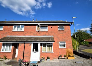 Thumbnail 1 bedroom end terrace house for sale in Harbourne Gardens, West End, Southampton