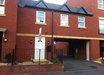 Thumbnail 1 bed flat to rent in Shaftesbury Crescent, Derby