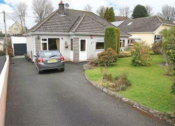 Thumbnail 3 bed detached bungalow for sale in Tors View Close Tavistock Road, Callington, Cornwall