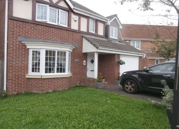 Thumbnail 4 bed detached house for sale in Chestnut Grove, Hyde