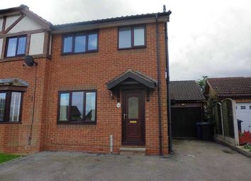 Thumbnail 3 bed semi-detached house for sale in Spring House Close, Ashgate, Chesterfield