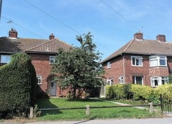 Thumbnail 3 bed semi-detached house to rent in Whinney Moor Lane, Retford