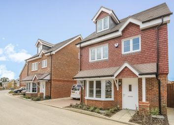 Thumbnail 4 bed detached house to rent in Brookwood Farm, Knaphill