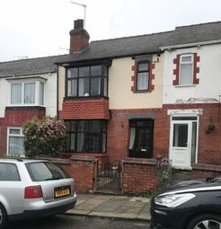 Thumbnail 3 bed terraced house for sale in Mansfield Road, Doncaster
