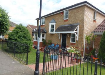 Thumbnail 4 bed detached house for sale in Warlow Close, Enfield