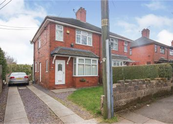Sandon Old Road, Meir, Stoke-On-Trent ST3. 2 bed semi-detached house for sale
