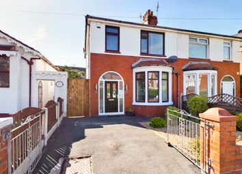 Thumbnail 3 bed semi-detached house for sale in George Avenue, Blackpool
