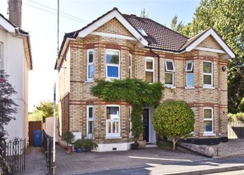 Thumbnail 4 bedroom semi-detached house for sale in Sandbanks Road, Whitecliff, Poole