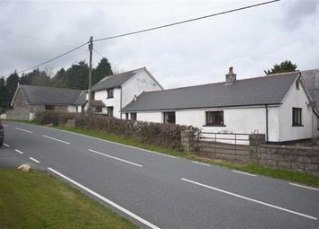 Thumbnail 5 bed farm for sale in Cwmsychpant, Llanybydder
