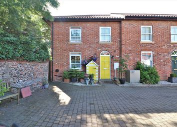 Thumbnail 4 bed end terrace house for sale in Station Road, Foulsham