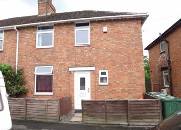 Thumbnail 3 bed semi-detached house for sale in Sandford Road, Syston, Leicester