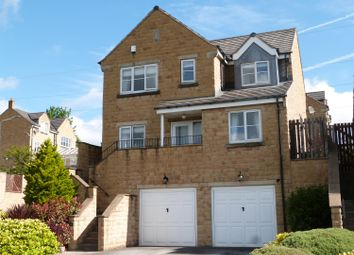 Thumbnail 4 bed detached house for sale in Thorneycroft Road, East Morton, Keighley
