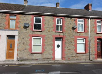 Thumbnail 3 bed terraced house to rent in High Street, Pentwynmawr, Newbridge