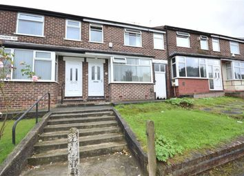 Thumbnail 3 bed terraced house for sale in Brynorme Road, Manchester