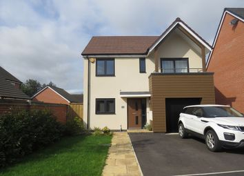 Thumbnail 4 bed detached house for sale in Fraser Drive, Bramshall, Uttoxeter