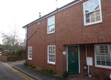 Thumbnail 2 bed mews house to rent in Chapel Street, Warwick