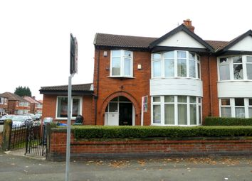 Thumbnail 9 bed semi-detached house to rent in Wellington Road, Fallowfield, Manchester