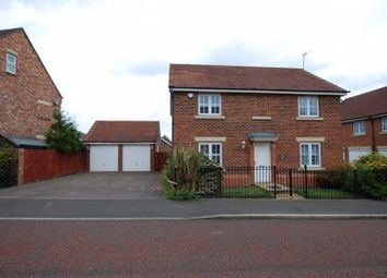 Thumbnail 4 bed detached house for sale in Chipchase Mews, Gosforth, Newcastle Upon Tyne