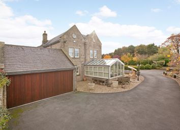 Thumbnail 6 bed detached house to rent in Moor Park, Beckwithshaw, Harrogate