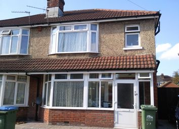 Thumbnail 5 bed semi-detached house to rent in Upper Shaftesbury Avenue, Southampton