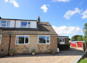 Thumbnail 5 bed semi-detached house for sale in Vikings Court, Brompton, Northallerton