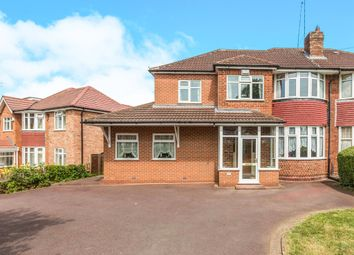 Thumbnail 4 bedroom semi-detached house for sale in Thurlston Avenue, Solihull