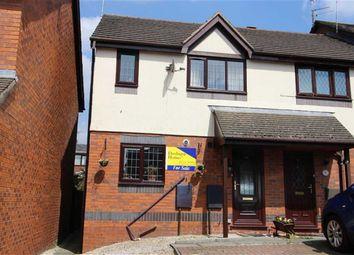 Thumbnail 3 bedroom end terrace house for sale in Mill Court, Longridge, Preston