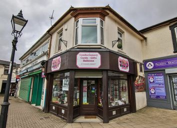 Thumbnail Retail premises for sale in Bailey Street, Brynmawr, Ebbw Vale