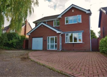 Thumbnail 4 bed detached house for sale in Dimples Lane, Preston