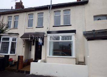 Thumbnail 2 bed end terrace house for sale in Prospect Street, Newport