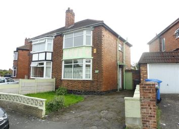 Thumbnail 2 bed semi-detached house for sale in Pear Tree Crescent, Pear Tree, Derby