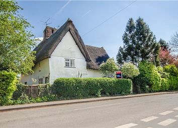 Thumbnail 2 bed semi-detached house for sale in High Street, Foxton, Cambridge