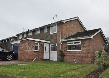 Thumbnail 3 bed semi-detached house to rent in Beechnut Drive, Blackwater, Camberley