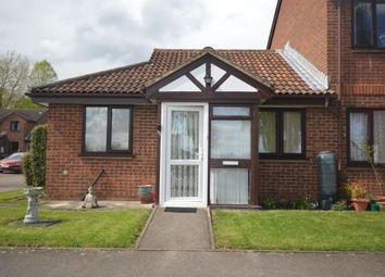 Thumbnail 1 bed bungalow for sale in Warblers Close, Rochester