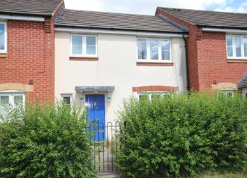Thumbnail 3 bed terraced house to rent in Bexley Walk, Swindon