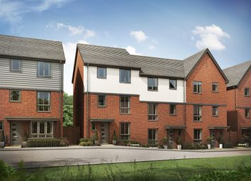 "Thumbnail 4 bed town house for sale in ""The Harborne"" at Austin Way, Birmingham"