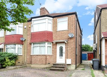 Thumbnail 3 bedroom semi-detached house to rent in Western Way, Barnet