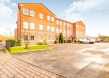 Thumbnail 2 bed flat for sale in Hatters Court, Hillgate, Stockport, Cheshire