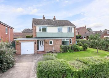 Thumbnail 3 bed detached house for sale in Stanyforth Crescent, Kirk Hammerton, York