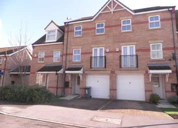 Thumbnail 3 bed town house for sale in Turnberry Mews, Stainforth, Doncaster