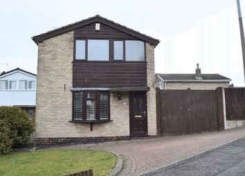 Thumbnail 3 bed detached house to rent in Clamp Drive, Swadlincote