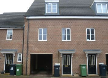 Thumbnail 3 bedroom terraced house to rent in Coriander Road, Downham Market