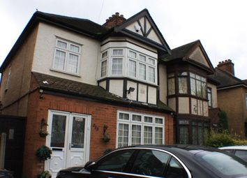 Thumbnail 3 bedroom end terrace house for sale in High Rd, Romford