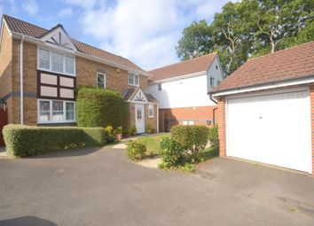Thumbnail 3 bed detached house for sale in Kendal Close, Boothville, Northampton
